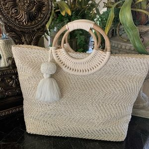 Sophisticated Large Summer tote